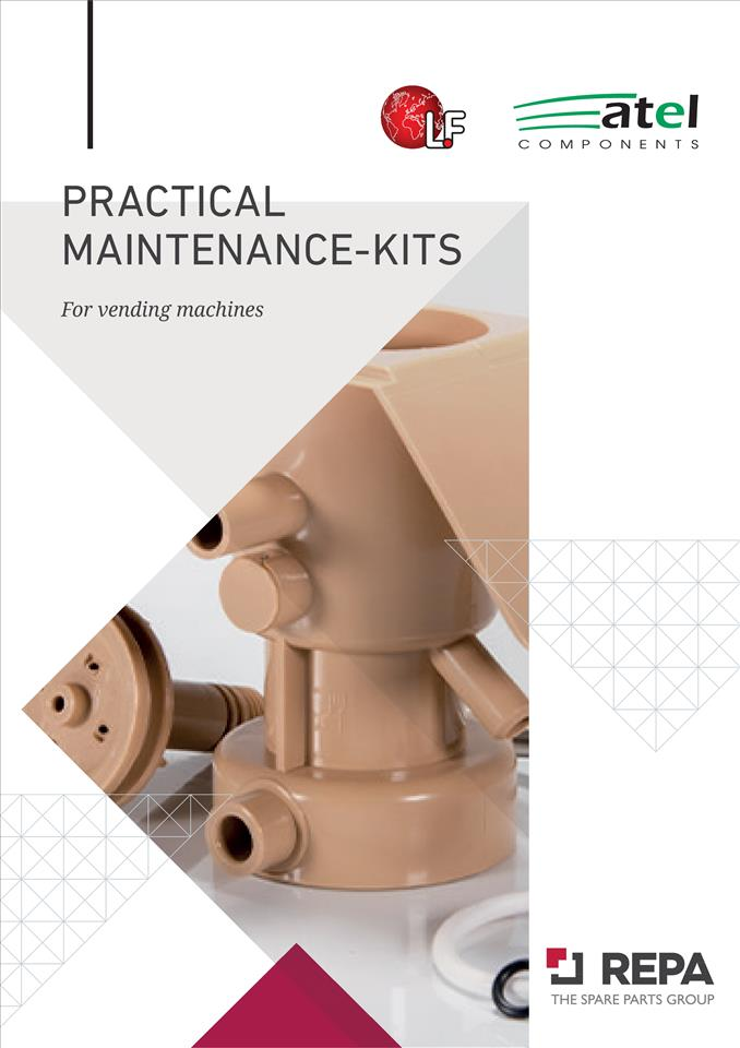 MAINTENANCE KITS FOR VENDING MACHINES 04/2020
